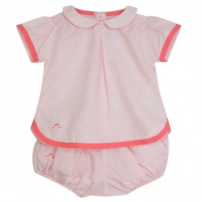 Baby Set Coral