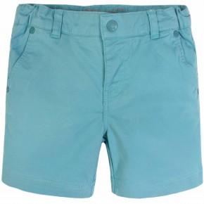 Boys Turquoise cotton shorts