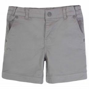Short Bermuda Garçon Gris