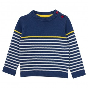 Boy stripes sweater