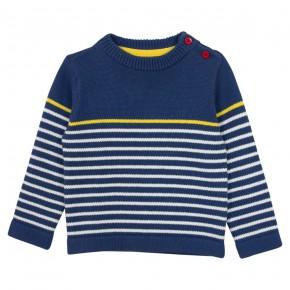 Boy stripes sweater