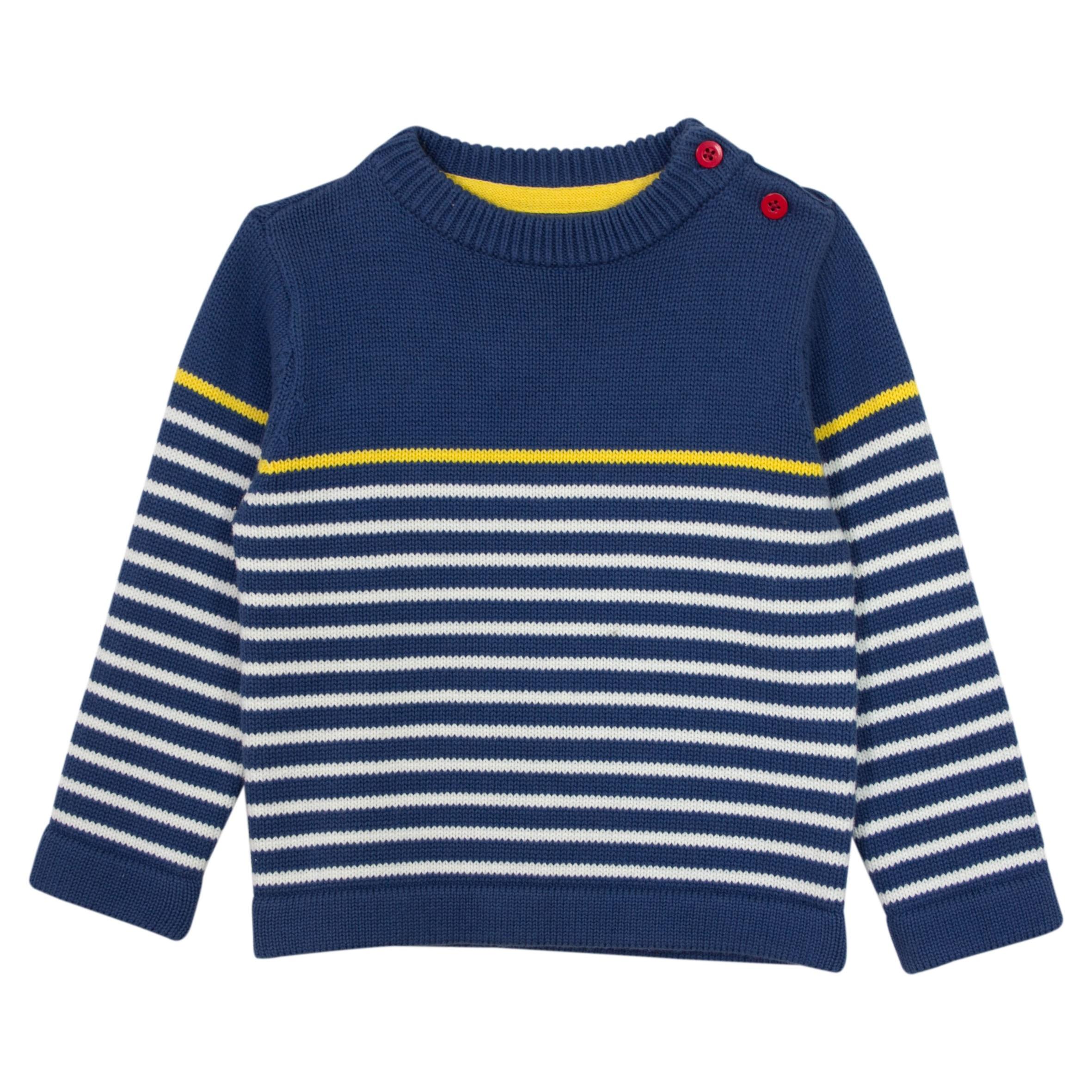 Boy stripes sweater - Chateau de sable