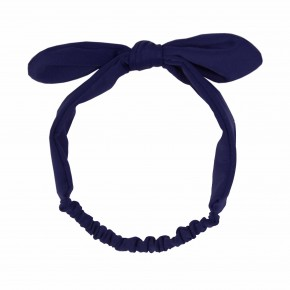 Girls Navy hairband