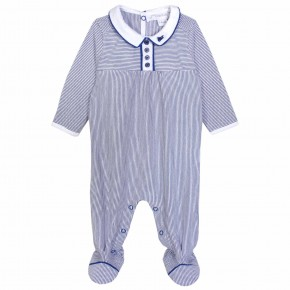 Boy Pyjamas Blue Stripes