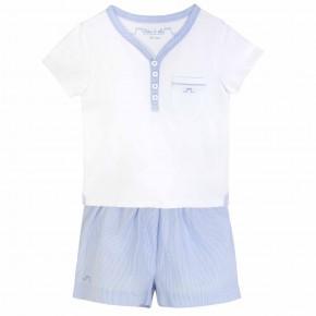 Pyjama Garçon Bleu