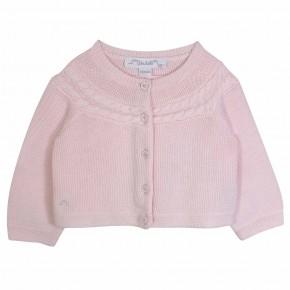 Pink Baby Girl Cardigan