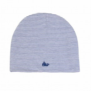 Boy Hat Blue Stripes