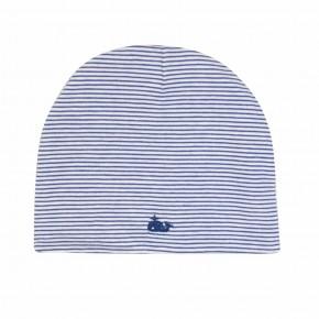 Boy Hat Blue Stripes