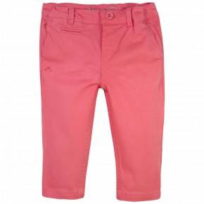 Pantalon garçon corail