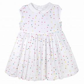 Girls Polka Dress