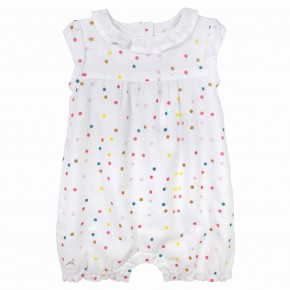 Girls Polka Dress
