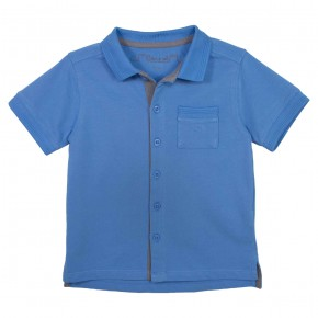 Polo Boy Blue Shirt