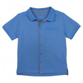 Polo Boy Blue Shirt
