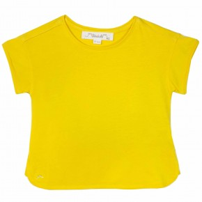 Yellow Girls Tee Shirt