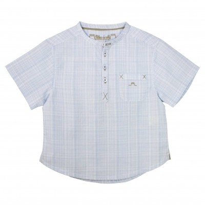 Boy Blue checkered shirt