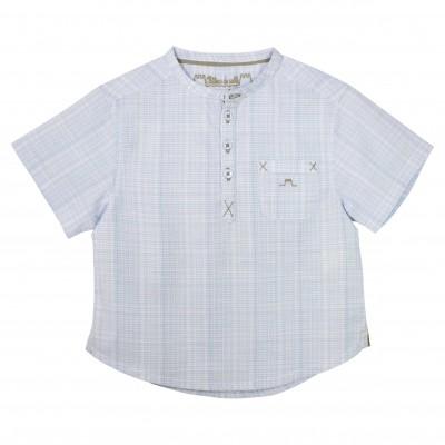 Boy Blue checkered shirt
