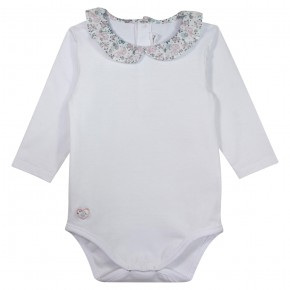 Baby Girl Long sleeves Liberty Bodysuit