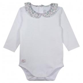 Baby Girl Long sleeves Liberty Bodysuit