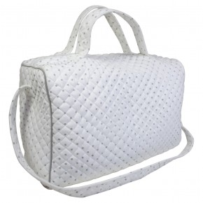 Unisex Star Print Baby diaper bag