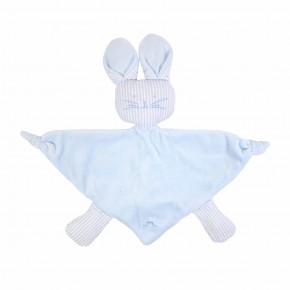Blue Rabbit Doudou