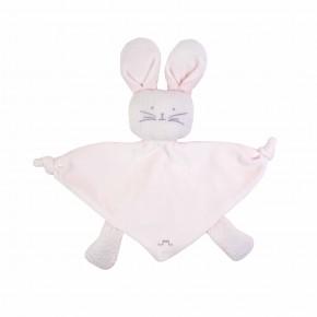 Pink Rabbit Doudou