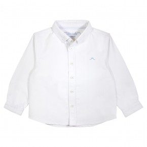 Chemise blanche garçon