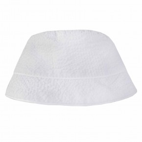 Boys White Sun Hat