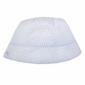 Chapeau bleu bébé garçon