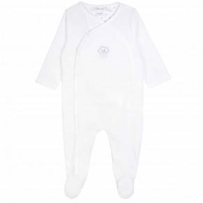 White Unisex Baby Pyjamas