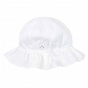 Baby girl White Hat