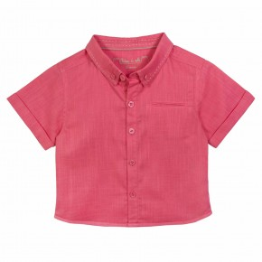 Boys Coral Shirt