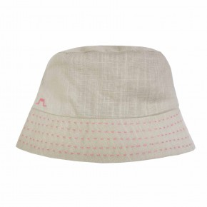 Boys White Sun Hat
