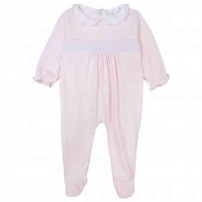 Baby Girls Pink Pyjamas