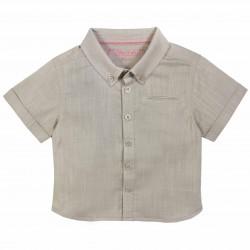 Boys Camel Shirt