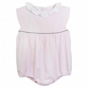 Pink Baby girl rompersuit