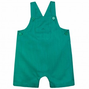 Baby Boy Green overall