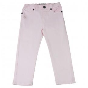 Pantalon fille rose