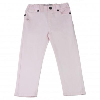 Girl Pink Pants