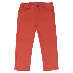 Girl Orange Pants