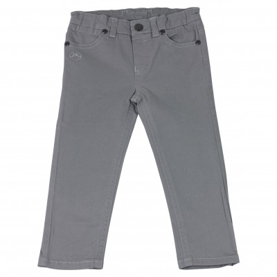 Girl Grey Pants