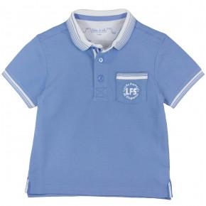 Elementary Blue Polo