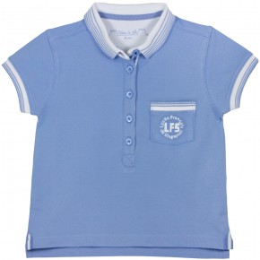 Girl Primary Blue Polo