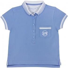 Girl Primary Blue Polo