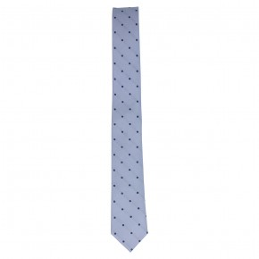 Cravate bleu clair garçon