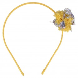 Yellow Hairband in Liberty