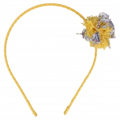 Hairband in Coral Liberty