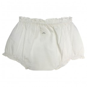 Culotte bébé blanc