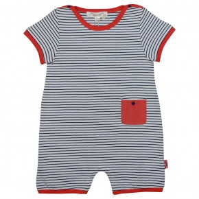 Rompersuit sailor for baby