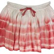Pink skirt with cord St-Tropez