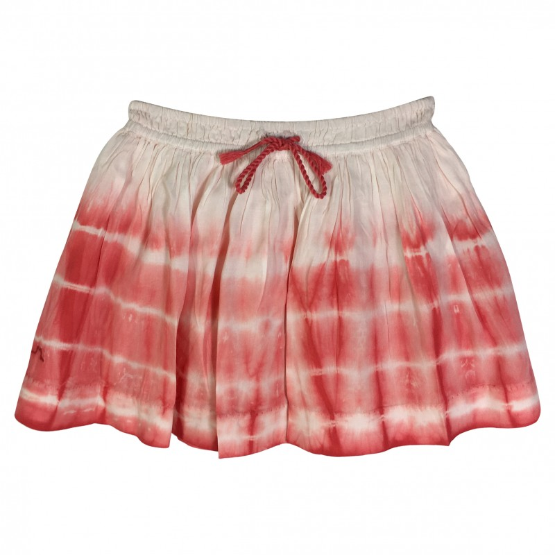 Pink Skirt With Cord St Tropez